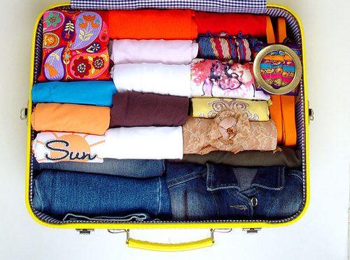 Organização da mala 01